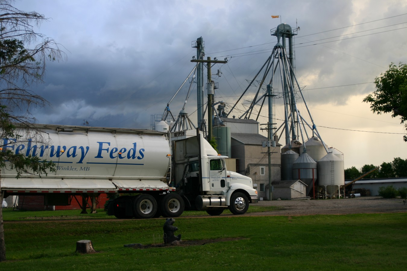 Feed Mill
